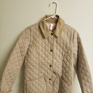 Womens Quilted light Jacket